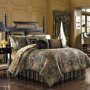 Queen Street® Patrizia 4-pc. Comforter Set & Accessories