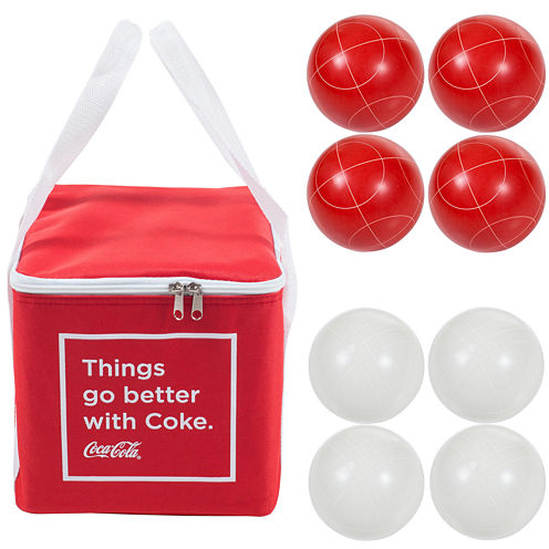 Trademark Games™ Coca Cola® Bocce Ball Set