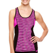 Xersion™ Space-Dyed Colorblock Tank Top