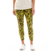 City Streets® Print Leggings - Juniors Plus