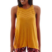 Arizona Lace Tunic Tank Top