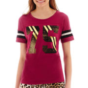 City Streets® Short-Sleeve Graphic T-Shirt