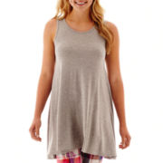 Decree® Sleeveless Swing Tunic