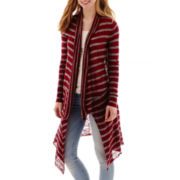 Arizona Long-Sleeve Striped Duster