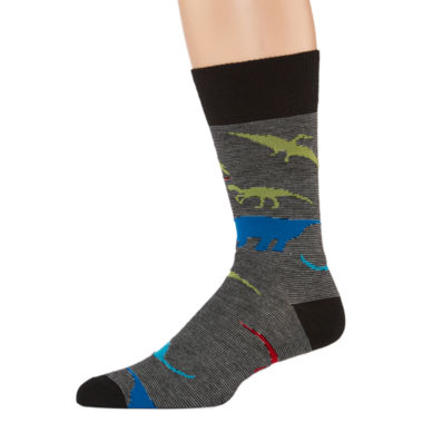 jcpenney.com | Reckless® Novelty Crew Socks