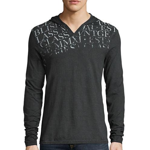 i jeans by Buffalo Carlitos Long-Sleeve Hooded Knit Shirt