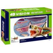 4D-Vision Great White Shark Anatomy Model