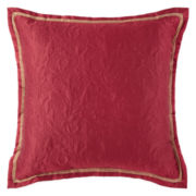 Royal Velvet® Malaga Euro Pillow