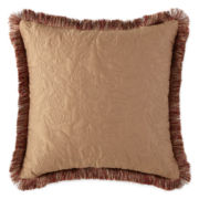 Royal Velvet® Malaga Square Decorative Pillow