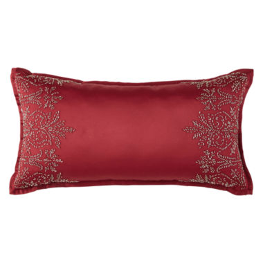 jcpenney.com | Royal Velvet® Malaga Oblong Decorative Pillow