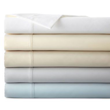 jcpenney.com | Brookstone 500tc Intellatex Cotton Sheet Set