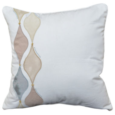 jcpenney.com | Shell Rummel Magnolia Square Decorative Pillow