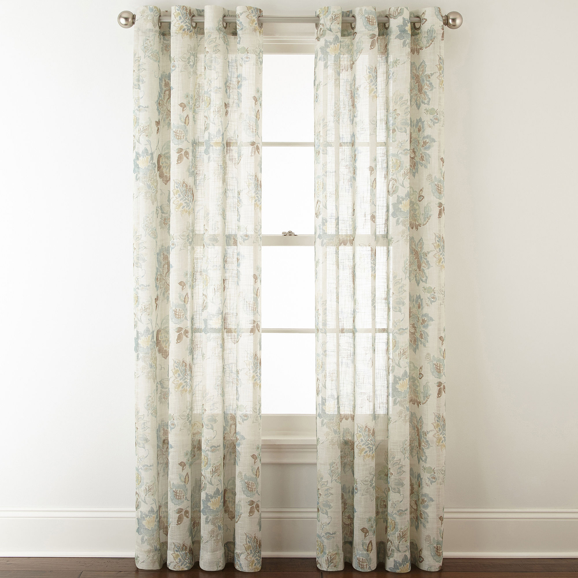 jcpenney sheer curtains on sale search