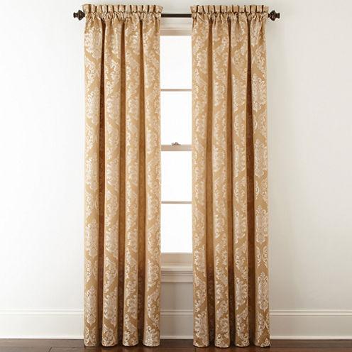 Home Expressions™ Sevilla Rod-Pocket Curtain Panel