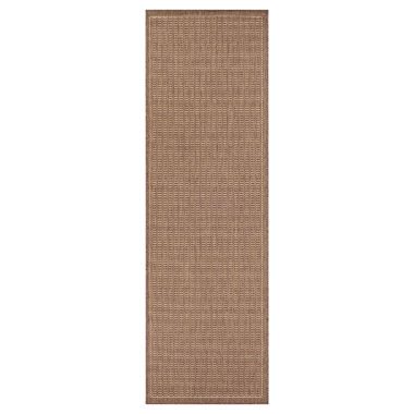 jcpenney.com | Couristan® Saddle Stitch Indoor/Outdoor Runner Rug