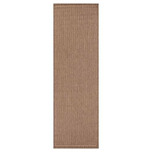 Couristan® Saddle Stitch Indoor/Outdoor Runner Rug