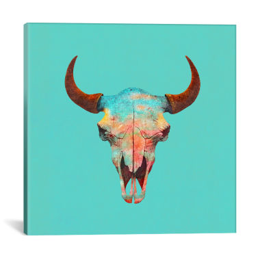 jcpenney.com | Turquoise Sky by Terry Fan Canvas Wall Art