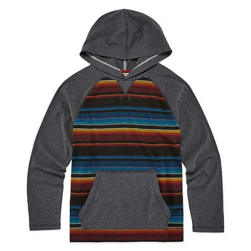 Arizona Long-Sleeve Raglan Hoodie - Boys 8-20