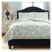 Signature Design by Ashley® Floria Duvet Cover Set