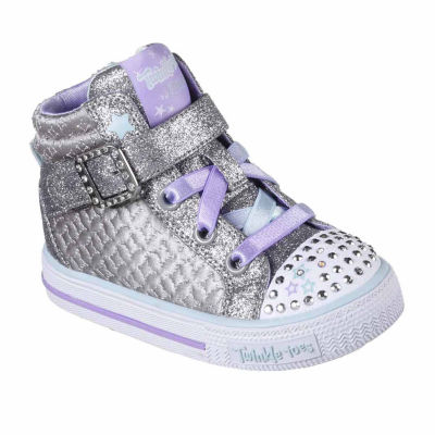 f025eaf5ba10 Skechers Twinkle Toes Shuffles Girls Sneakers - Toddler - JCPenney