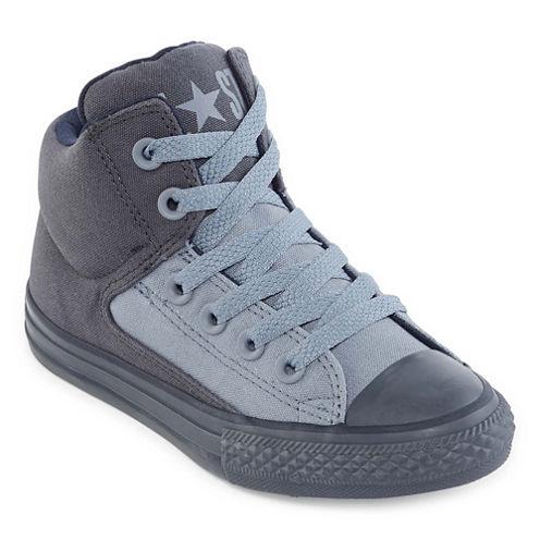 Converse Chuck Taylor All Star High  Street Canvas Mix - Hi Boys Sneakers - Little Kids/Big Kids
