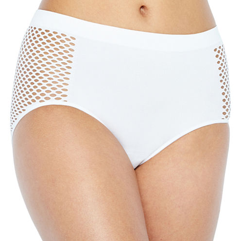 SEAMLESS MODERN BRIEF WITH CUT OUT