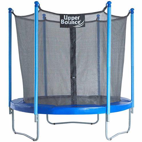 Upper Bounce 7.5ft Trampoline & Enclosure Set