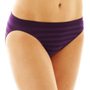 Jockey® Matte and Shine Bikini Panties - 1305