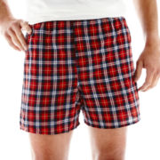 Hanes® 4-pk. ComfortBlend Boxers