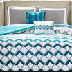 Intelligent Design Danika Ombre Comforter Set