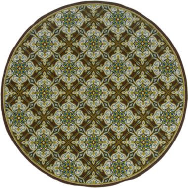 jcpenney.com | Covington Home Tiles Indoor/Outdoor Round Rug