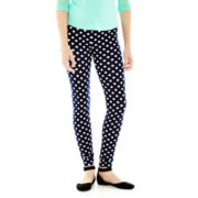 L'Amour by Nanette Lepore Pull-On Print Leggings