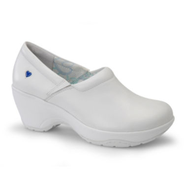 jcpenney.com | Nurse Mates® Bryar Leather Slip-On Shoes
