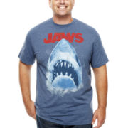Jaws™ Short-Sleeve Graphic Tee