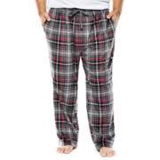 The Foundry Supply Co.™ Microfleece Sleep Pants-Big & Tall