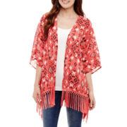 Rewind Fringe Kimono