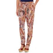 Liz Claiborne® Paisley Soft Pants