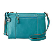 Relic® Bleeker Top-Zip Crossbody Bag
