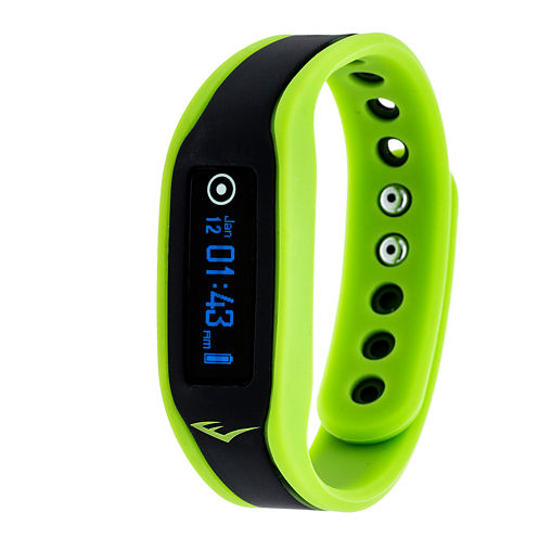 Everlast Green Strap Watch