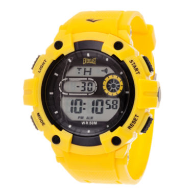 jcpenney.com | Everlast Yellow Digital Watch