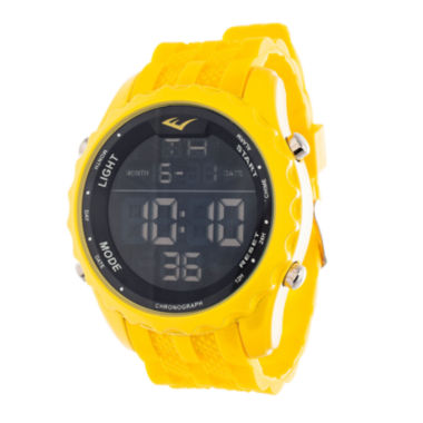 jcpenney.com | Everlast Yellow and Black Digital Watch