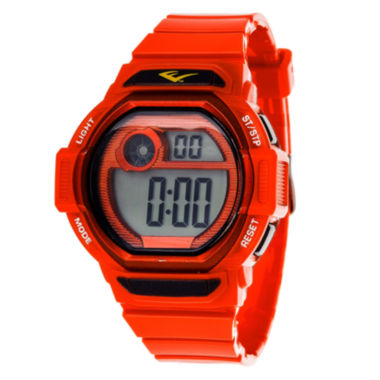 jcpenney.com | Everlast Red Digital Strap Watch