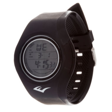 jcpenney.com | Everlast Black Digital Strap Watch