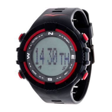 jcpenney.com | Everlast Black Pedometer Watch