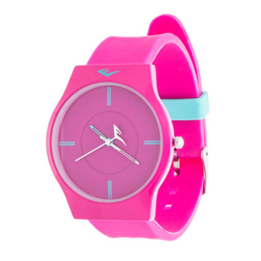 jcpenney.com | Everlast Womens Pink Analog Watch