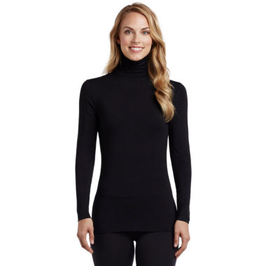 jcpenney.com | Cuddl Duds Turtleneck Thermal Shirt