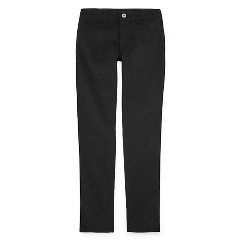 Dickies® Skinny Twill Pants - Girls 7-16