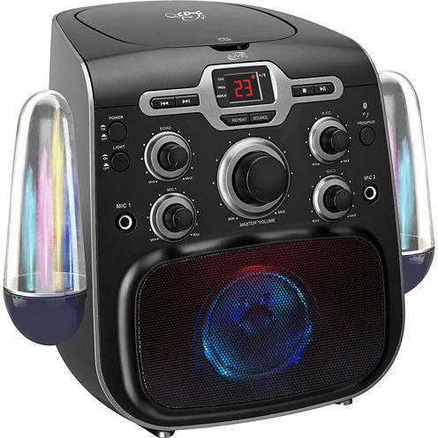 iLive™ Karaoke Machine with Bluetooth