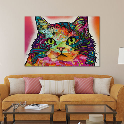 Ragamuffin by Dean Russo Canvas Wall Art