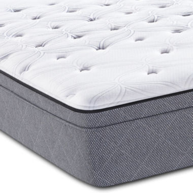 jcpenney.com | Sealy® Posturepedic Spoleti Park Cushion Firm Euro-Top - Mattress Only